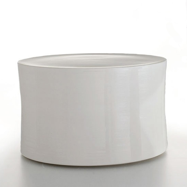 WHITE COLLECTION stool