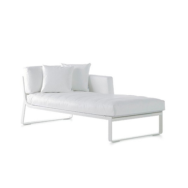 FLAT CHAISELONGUE